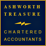 Ashworth Treasure Chartered Accountants logo